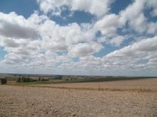 vaché à km 12 avec un ciel pareil !.jpg