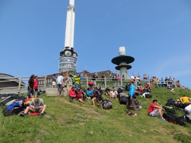Mah 1 au Puy de dome - Samedi