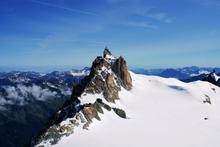 Highlight for Album: Mt-blanc du tacul juin 2009