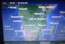 byebye retour Addis-Ababa