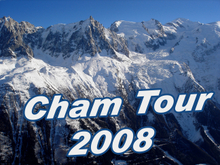Highlight for Album: aiguille du Midi le 13/02/2008