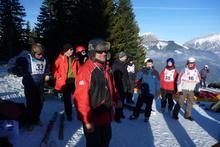 Highlight for Album: 23 janvier 2011, quatrième et cinquième manche du Vol et Ski de Crest Voland