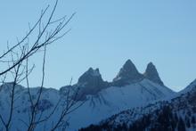 Highlight for Album: 5 et 6 février 2011, rassemblement Ski-Vol des Sybelles