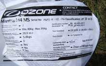 Annecy juillet : la M4 en essai