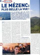 Highlight for Album: Topos Haute Loire - PMag Juillet 2007
