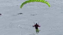 Reprise de contact sur la neige