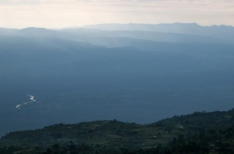 Kerio Valley, au petit matin