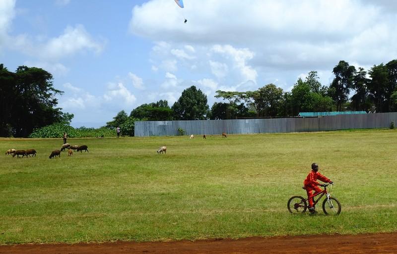 Iten, Elgeyo Marakwet County, stade d'Iten, Elgeyo Marakwet County - stade d'entrainement des marathoniens kenyans