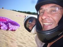 poilade sur la dune