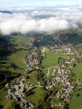 village de Bernex et Atterro