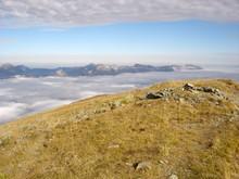 Depuis le sommet, vue sur la chartreuse