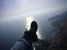 vue sur Monacco