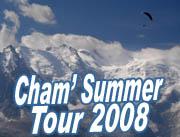 Highlight for Album: Cham Summer Tour 2008