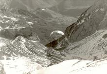 Envol du Pic d'Anie (février 1991).jpg