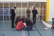 Highlight for Album: Pliage secours des Pitroux, Vendeuvre, 28 février 2010