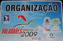Valadares Open, mars 2009