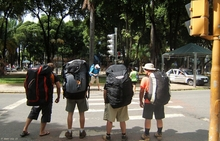 Valadares Open, mars 2009 - ballade du matin